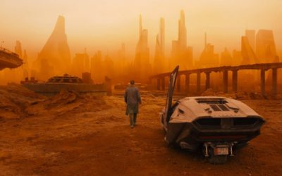 Edible Insect Farming in Blade Runner 2049