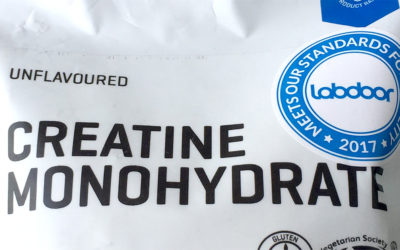 Starting back on Creatine Monohydrate to boost my workouts and recovery even more