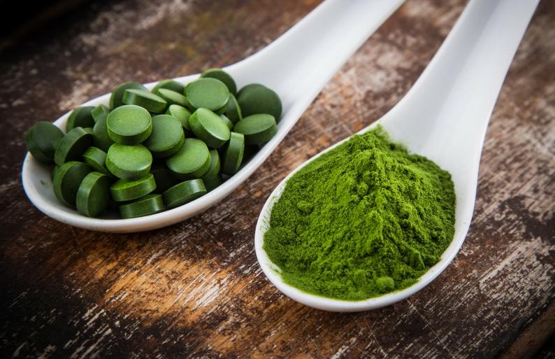 Spirulina's powerful health benefits